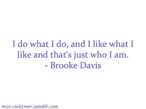 brooke davis.   ONE TREE HILL