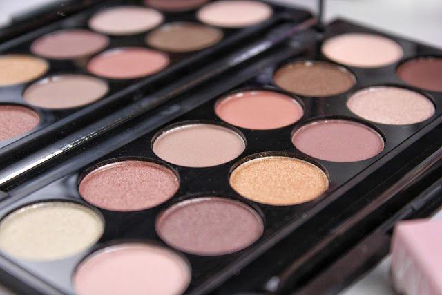 The 2018 Look Fantastic Advent Calendar Makeup Eyeshadow Palette