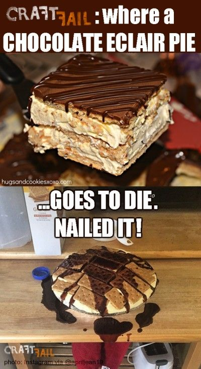 eclair-cake nailed it