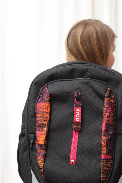 4YOU Change your life backpack, 4YOU Change Rucksack, 4YOU change Rucksack, Schulrucksack für Große