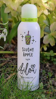 Annax1303: bilou Duschschäume - Cotton Candy, Happy Spring & Slushy Apple