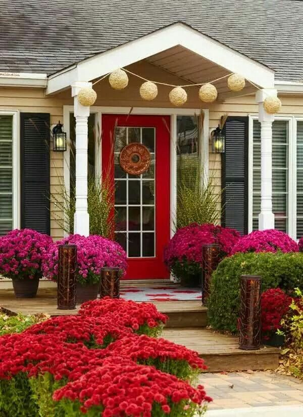 Yellow House Red Door Black Shutters best 25+ yellow house exterior ideas on pinterest | yellow houses