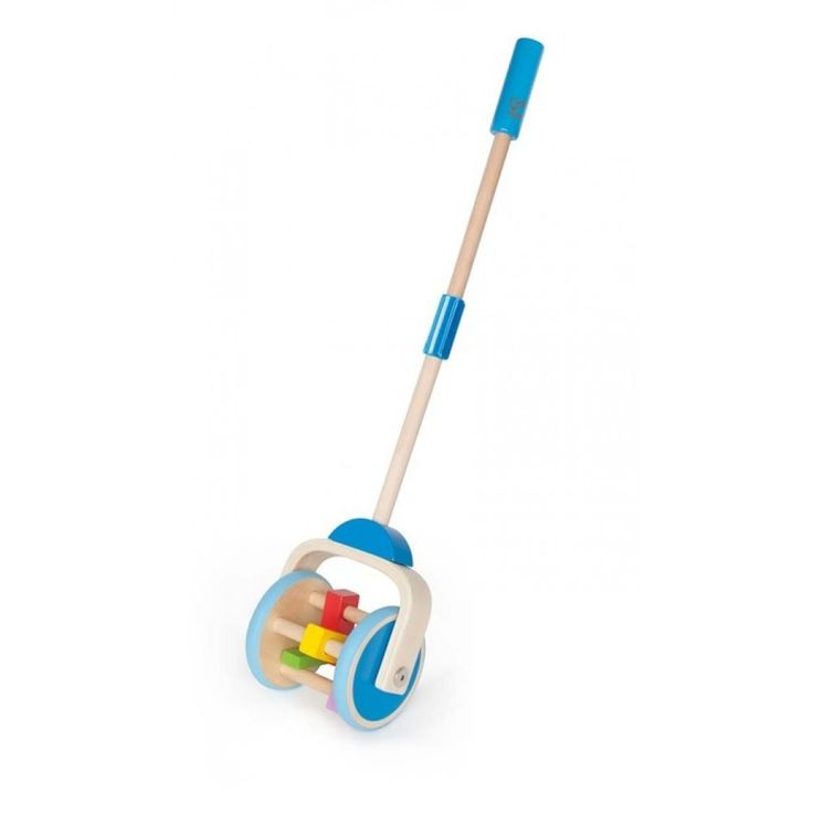 Push & Pull Lawnmower - Hape E0345 - lalberoazzurro.net