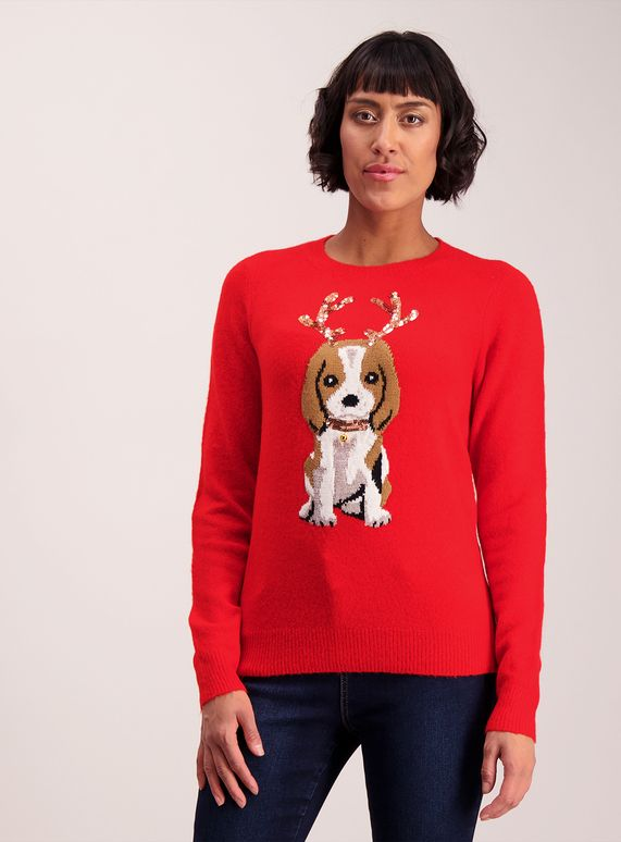 Pin By Kerrie Ellis On Christmas Jumpers Red Christmas