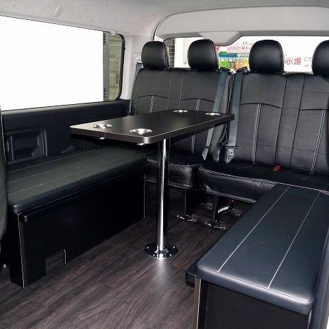 ハイエースでピクニックから車中泊まで様々なシーンで活躍するFD-BOXシリーズのエントリーモデル【FD-BOX0(ゼロ)】
