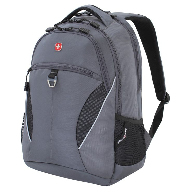 Swiss Gear Backpack - Blue/Gray, Blue/Grey