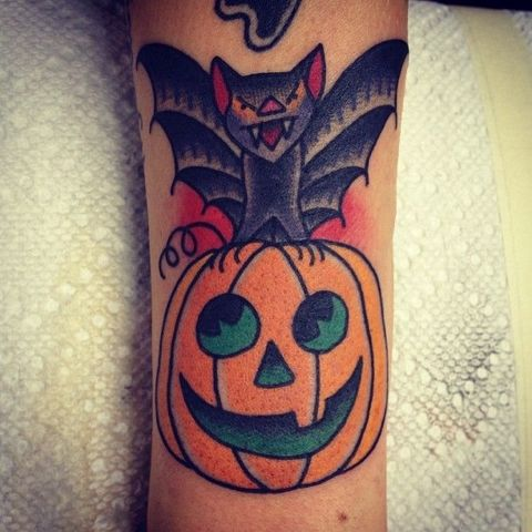 I need a halloween tattoo.Brad Stevens