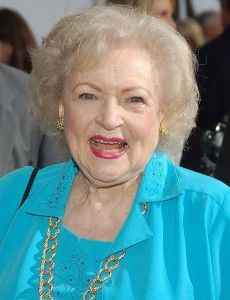 50+ Halloween Costume Ideas- Betty White. Wear a pantsuit, curl your hair and add some lipstick.   (Photo from Sharon Graphics)