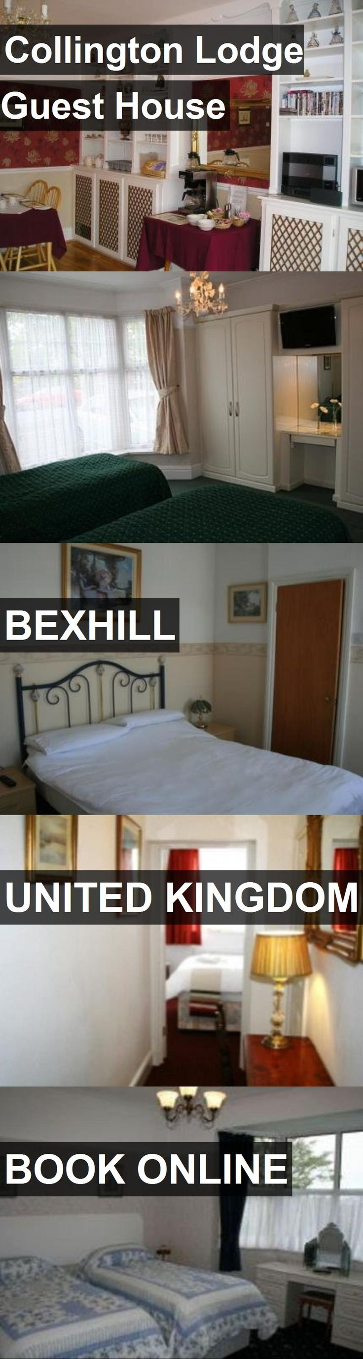 Hotel Collington Lodge Guest House in Bexhill, United Kingdom. For more information, photos, reviews and best prices please follow the link. #UnitedKingdom #Bexhill #hotel #travel #vacation
