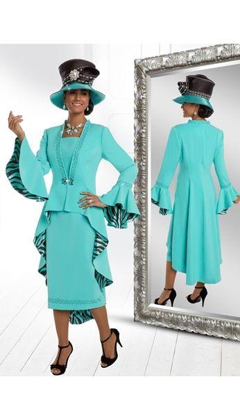 2018 Donna Vinci Suits 11584  f62df286151