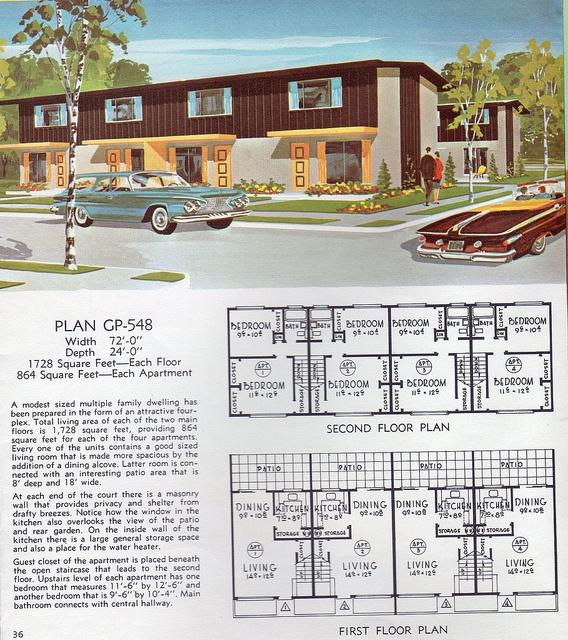 4 plex house plans pinterest photos for 4 plex plans