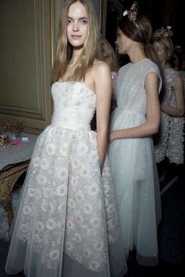 Access all areas: Haute Couture S/S 13 backstage   Harper's BAZAAR