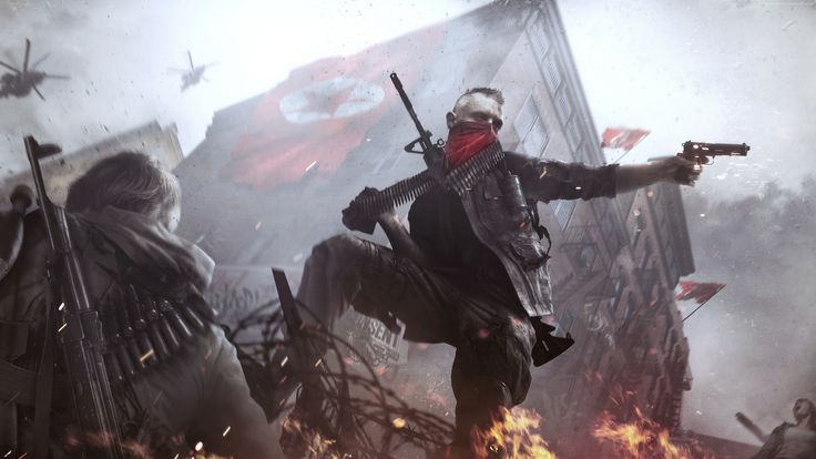 homefront the revolution xbox Background