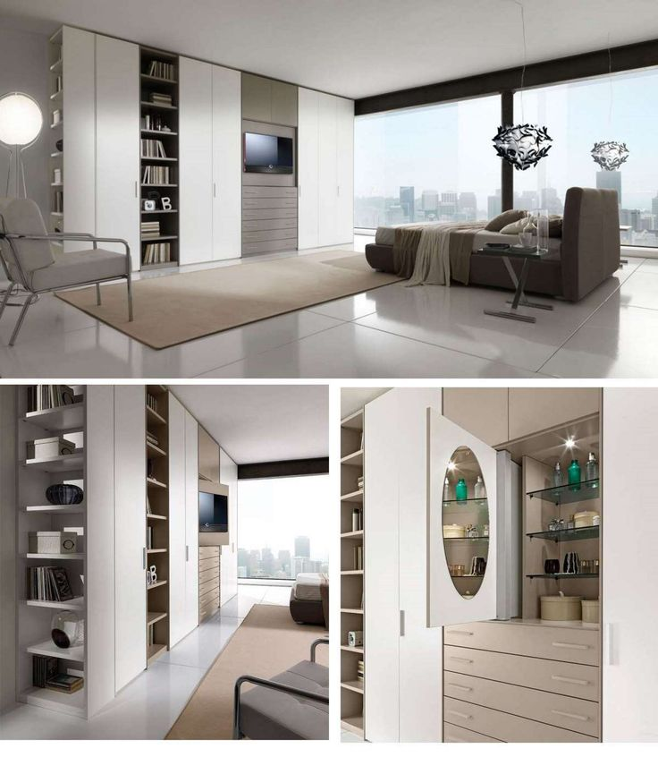 8 best Armadio con Tv images on Pinterest | Modern wardrobe