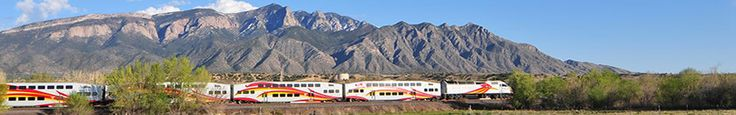 Rail Runner from Albuquerque to Santa Fe.  $16 round trip.