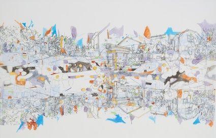 Artistaday.com : Columbus, OH artist Michael Kellner