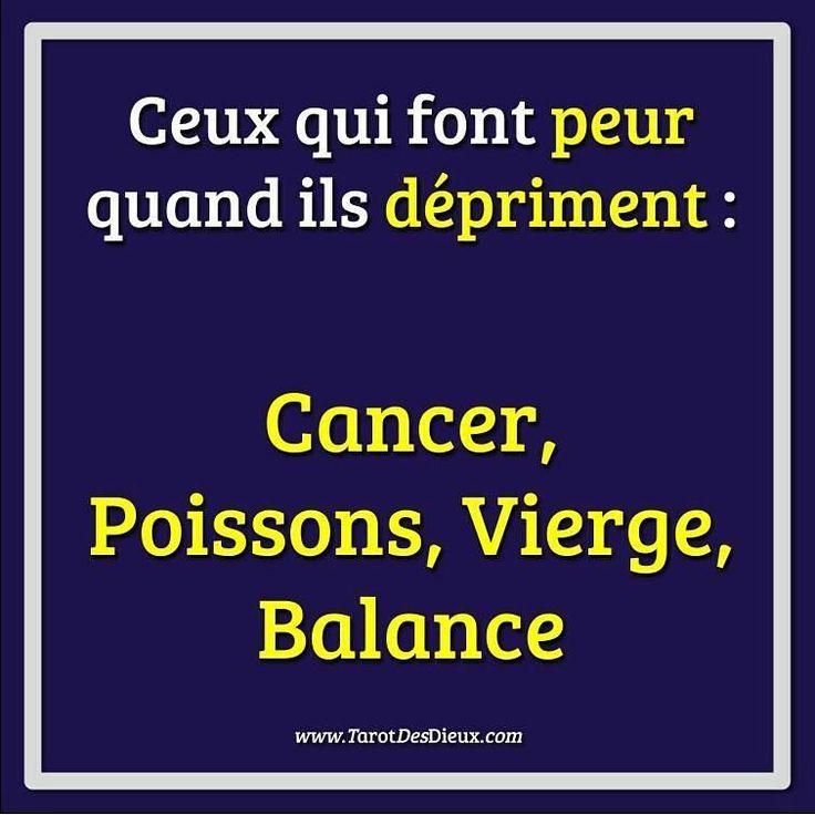 #Cancer #Poissons #Vierge #Balance #Horoscope
