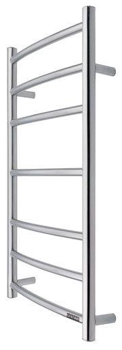 Goldair GLTR7C 7 bar s/steel ladder towel rail