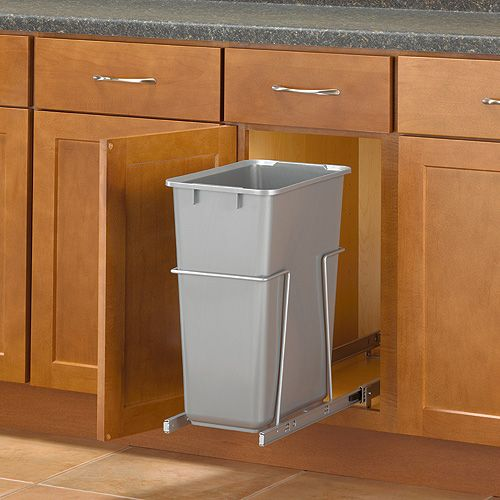 Sliding wastebin for the kitchen poubelle - Poubelle coulissante cuisine ...