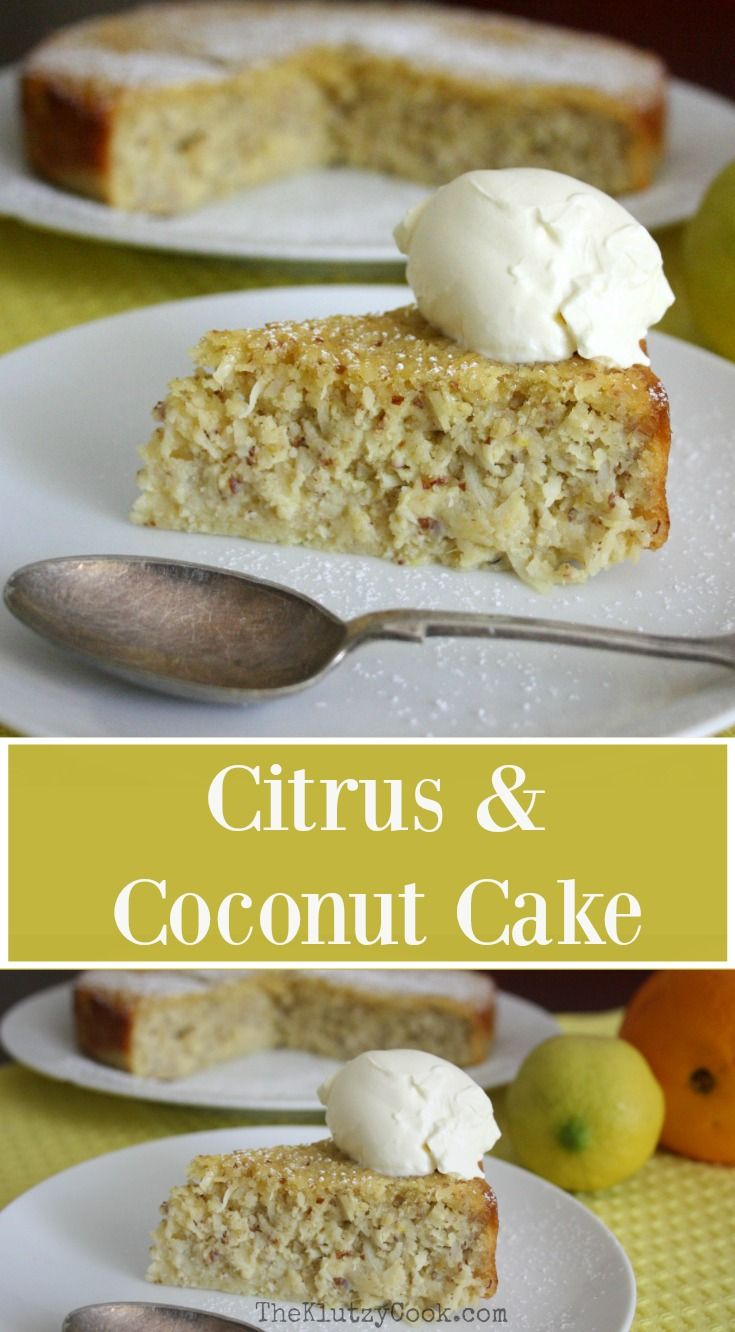 A winner of a cake that is so easy to mix and a must during citrus season. But…