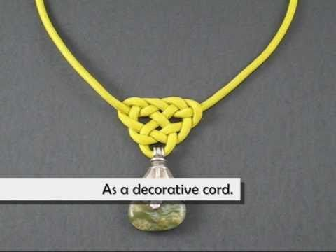 How to Tie the Olias Knot by TIAT - YouTube
