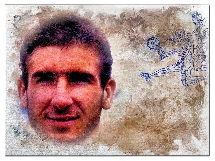 156. Éric Cantona - France 200 Best Soccer players of all time. film: http://youtu.be/8uAN8kvmno4 Music: Karpa. * Morphing: Drakre52.