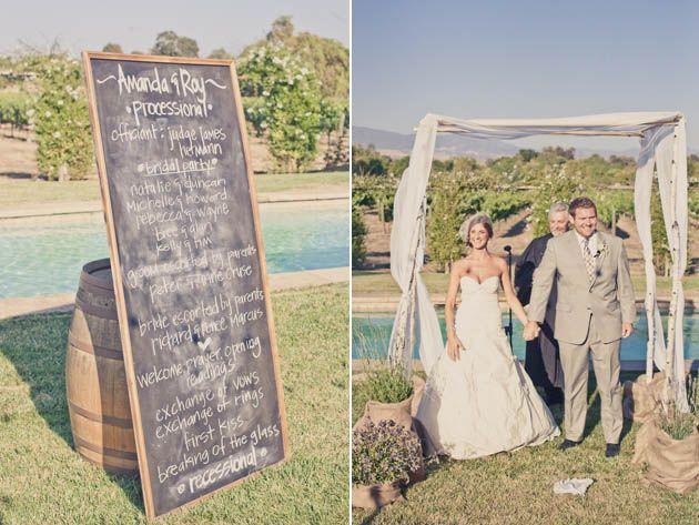 17 Best Ideas About Outdoor Wedding Arbors On Pinterest