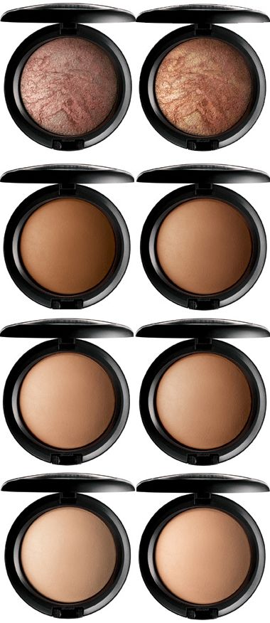 MAC Cosmetics – N Colour / Face Product Photos