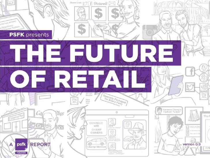 the trends impacting the future of retailing 1 answer to list and briefly discuss the trends impacting the future of retailing (aacsb: communication) - 505954.