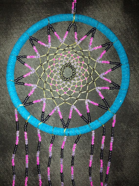 Beaded Dream Catchers Patterns 40 best EtsyshopNativeInspiredDesign images on Pinterest 3