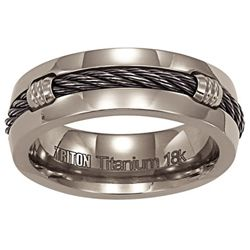 western mens wedding rings | What is Titanium?