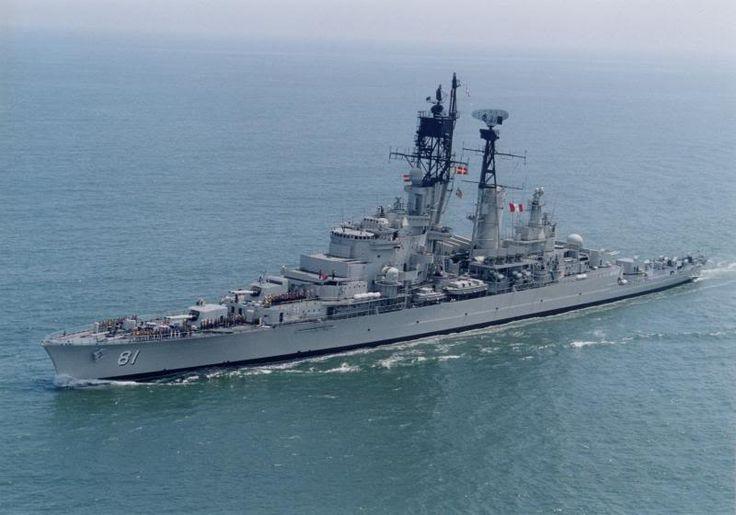 BAP Almirante Grau CLM-81 (ex HNLMS Hr.Ms. de Ruyter)