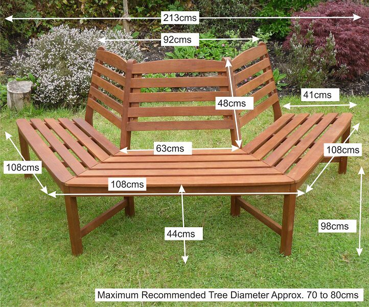Image from http   www yourpricefurniture com ekmps shops. 38 best Garden Seat around Tree images on Pinterest   Garden