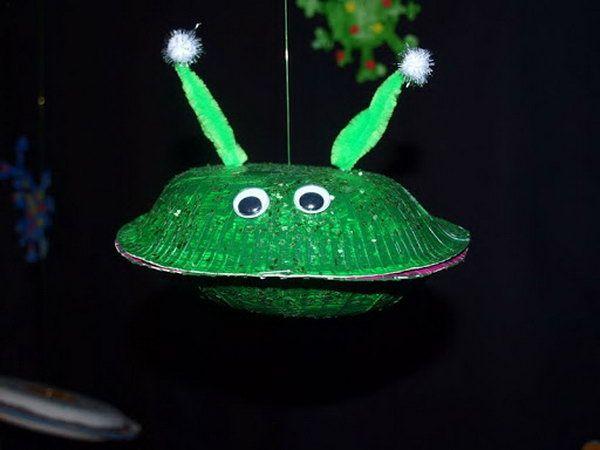 Best 25+ Alien Crafts Ideas On Pinterest