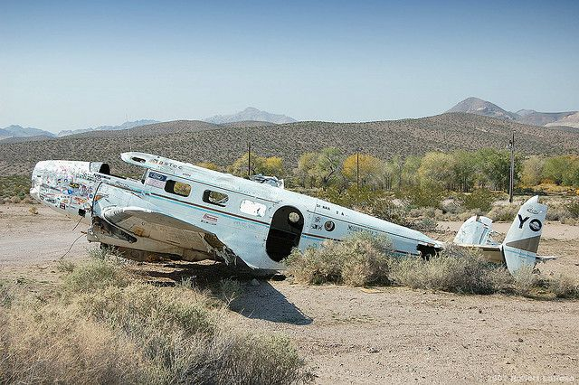abandoned airplanes | Abandoned Beech Airplane | Flickr - Photo Sharing!
