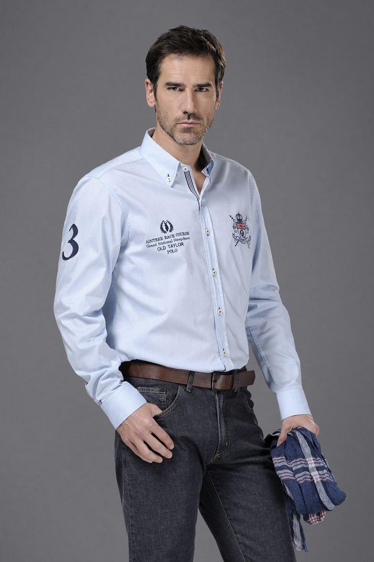 Camisa y pantalón Old Taylor man