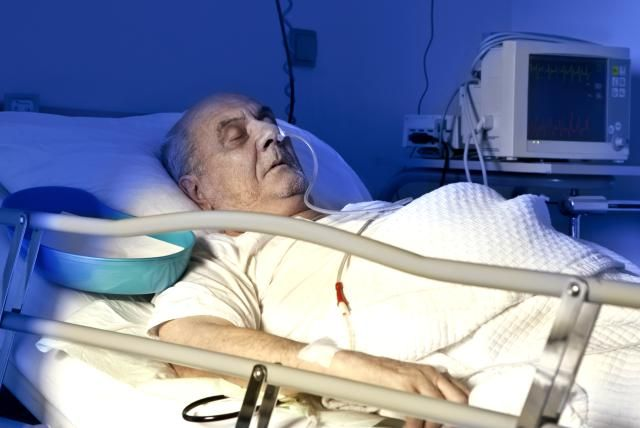 The definition and causes of the death rattle, and how to treat it at the end of life.