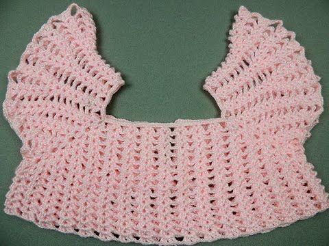 Mejores 86 imágenes de Bolero crochet para niña en Pinterest ...