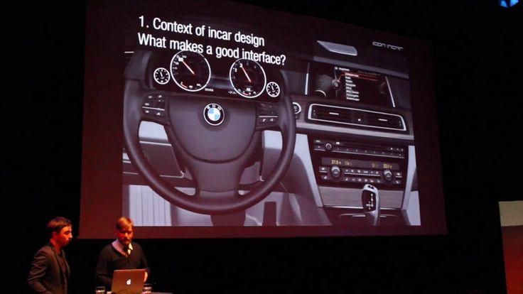 Designing automotive interfaces by Christian Eckert & Andreas Wegner. on Vimeo