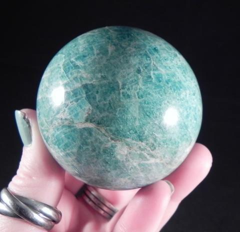 Amazonite Sphere - 2.3''