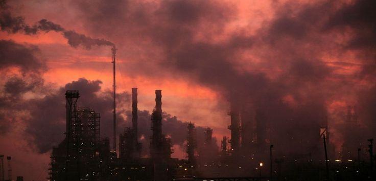 Las fuentes de la contaminación atmosférica - http://www.renovablesverdes.com/las-fuentes-de-la-contaminacion-atmosferica/