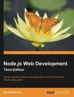 Node.Js Web Development free download by David Herron ISBN: 9781785881503 with BooksBob. Fast and free eBooks download.  The post Node.Js Web Development Free Download appeared first on Booksbob.com.