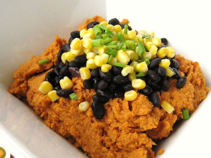 Vegan Oil-Free Mexican Hummus | The Vegan 8