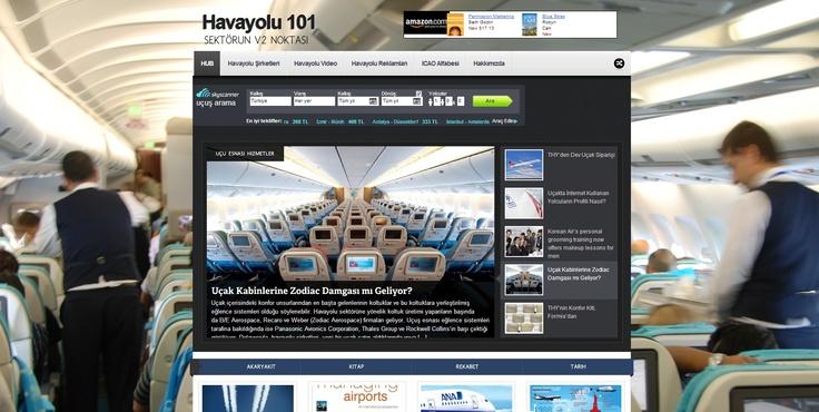 Havayolu 101 Hub Page