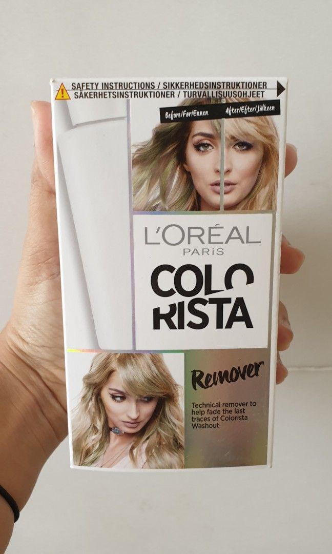 Loreal Colorista Colour Remover Health Beauty Hair Care On Loreal Colorista Colour Remover Loreal