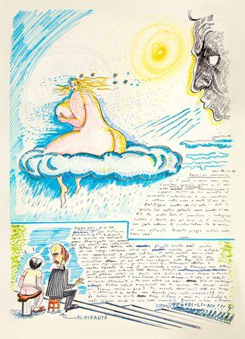Il libro dei sogni di Federico Fellini   ilBo