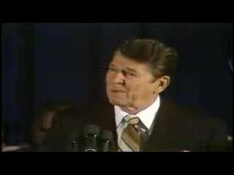 Reagan was President