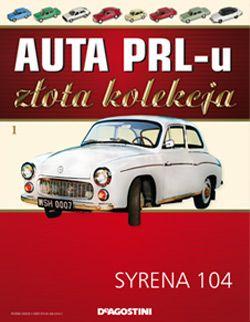 """Syrena 104  Produkowana w latach 1966-1972, była ostatnim modelem z drzwiami otwieranymi """"pod wiatr"""", czyli przeciwnie do kierunku jazdy. Nazywano ją kurołapką, motopompą, a nawet skarpetą. W aucie zastosowano nowy silnik trzycylindrowy o pojemności 842 cm³ i mocy maksymalnej 40 KM. Syrena 104 osiągała maksymalną prędkość 120km/h."""
