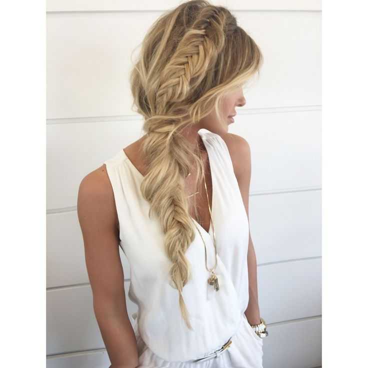 Braids of all kinds have been a big trend in the last few years, they have come a long way since the french and basic braid. Incorporating pieces that cascade out for an undone look that is more chic than ...