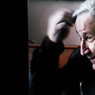 TELEPATYCZNE ZADUSZKI: Tadeusz Różewicz nie tylko o swoim teatrze | :nstytut +eatralny